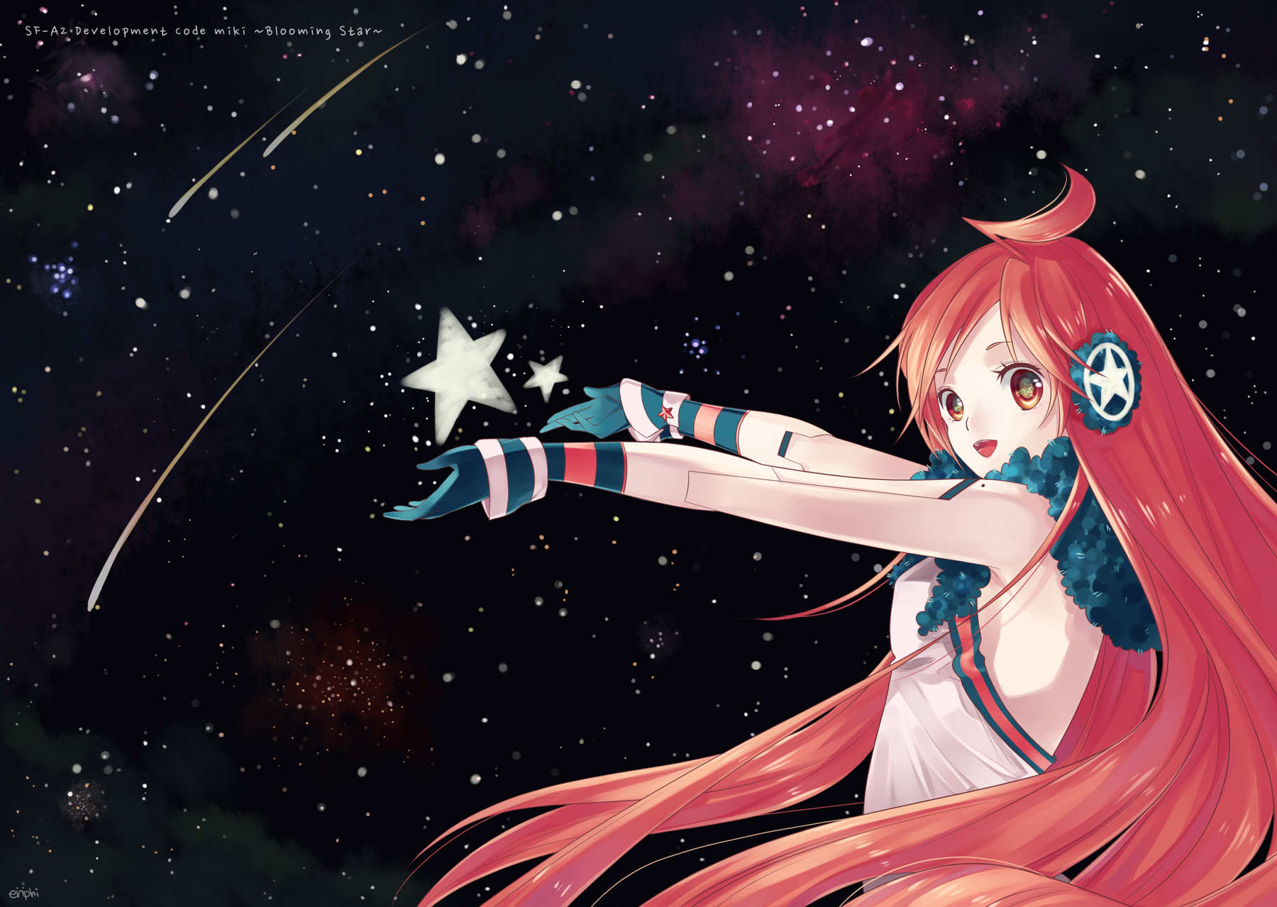 the gallery for gt vocaloid miki wallpaper