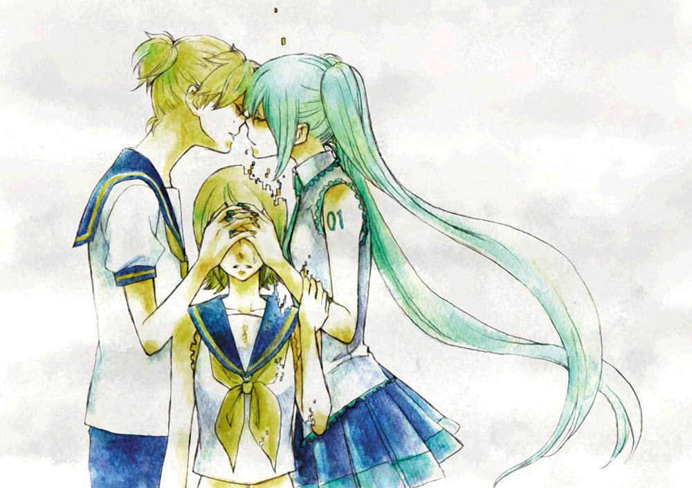VOCALOID Image #511809 - Zerochan Anime Image Board  VOCALOID Image ...