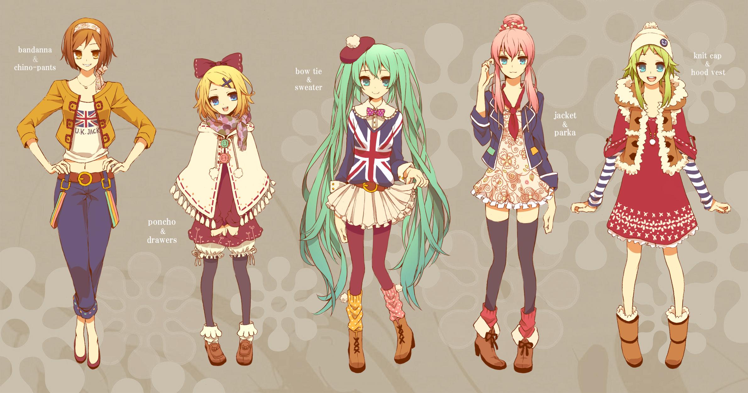 Vocaloid Wallpaper Zerochan Anime Image Board