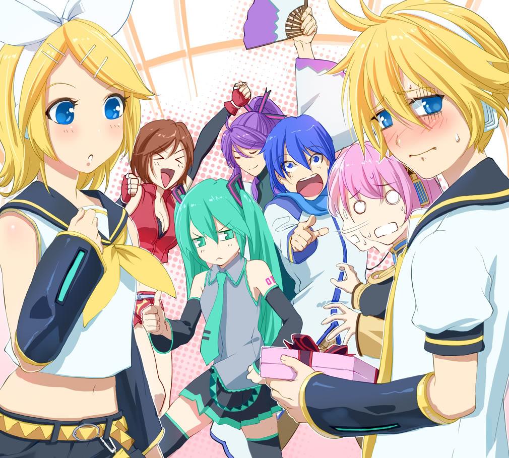 VOCALOID Image #73094 - Zerochan Anime Image Board