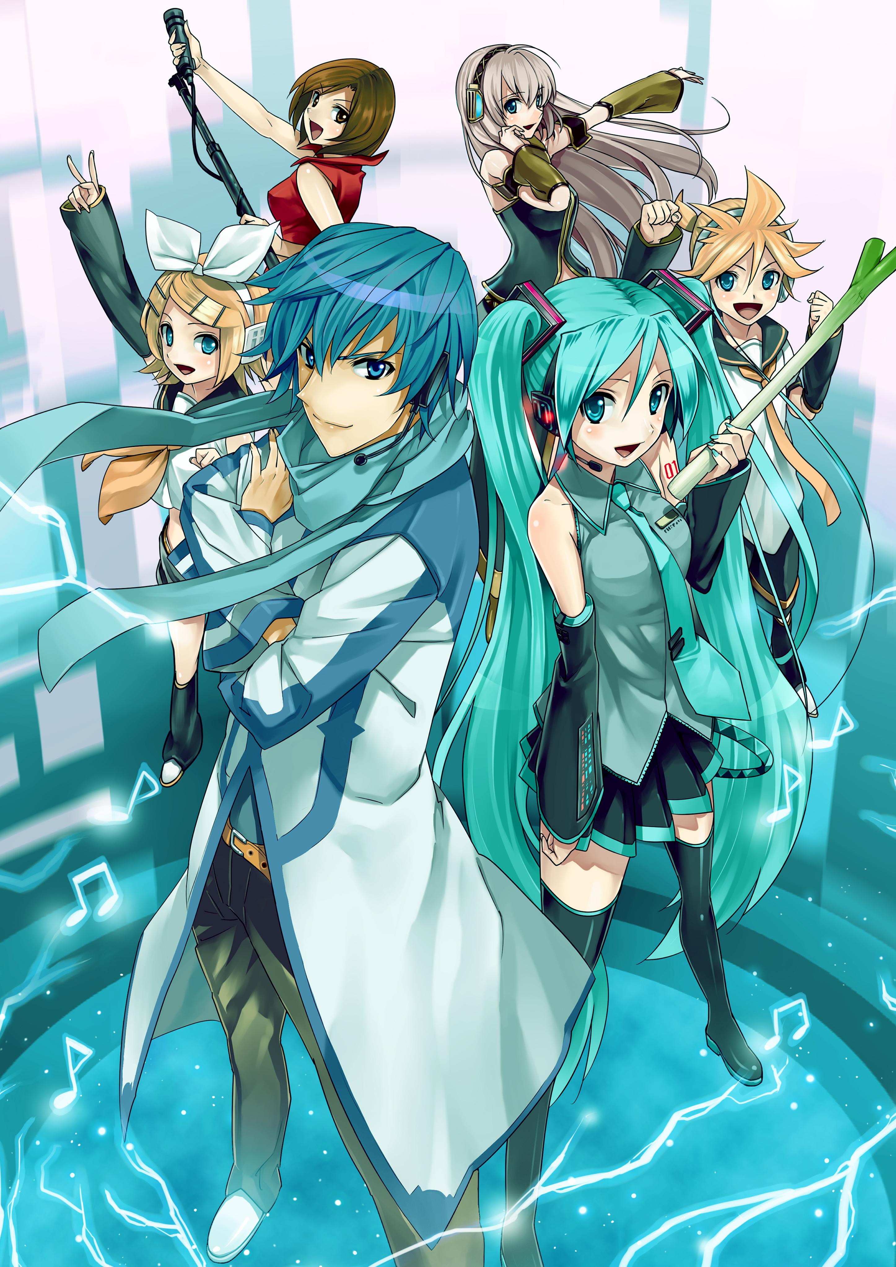 vocaloid mobile wallpaper 770922 zerochan anime image board