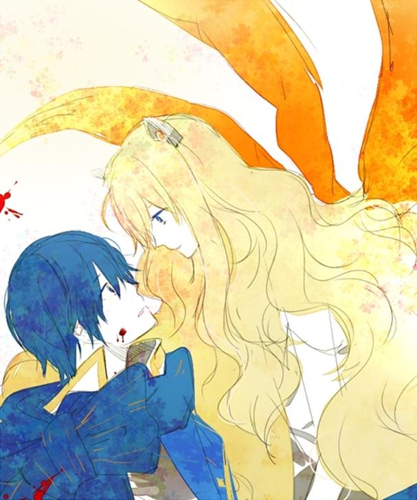 Tags: Anime, VOCALOID, SeeU, KAITO