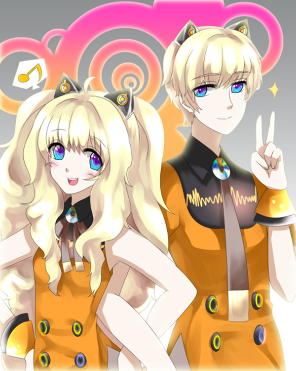 Tags: Anime, VOCALOID, USee, SeeU, Swirls