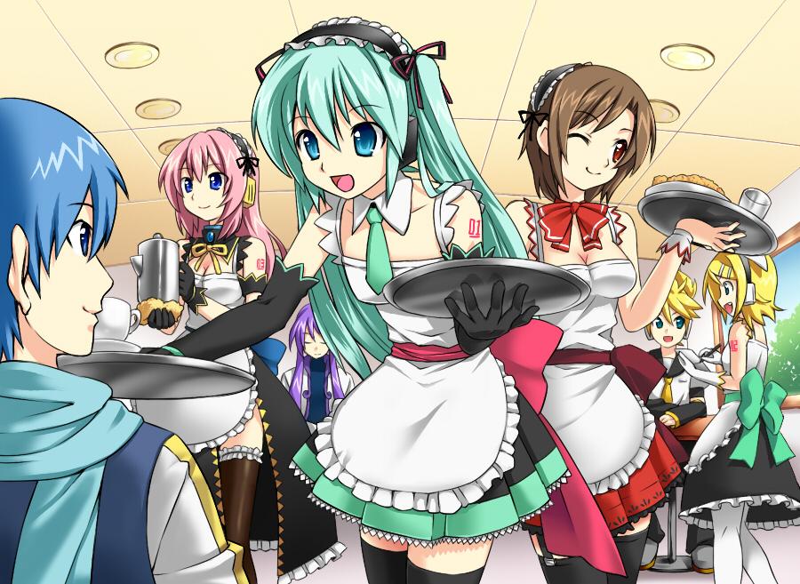VOCALOID Image #99110 - Zerochan Anime Image Board
