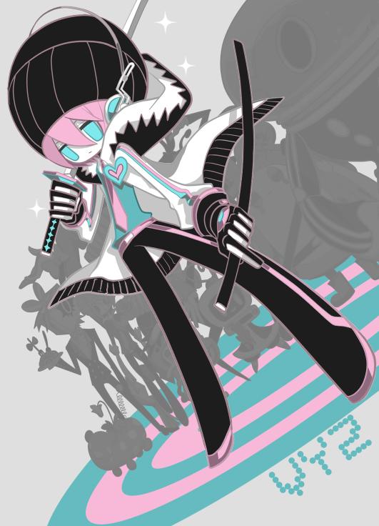 Tags: Anime, Ryuuguu Tsukasa, VOCALOID, VY2, Mobile Wallpaper