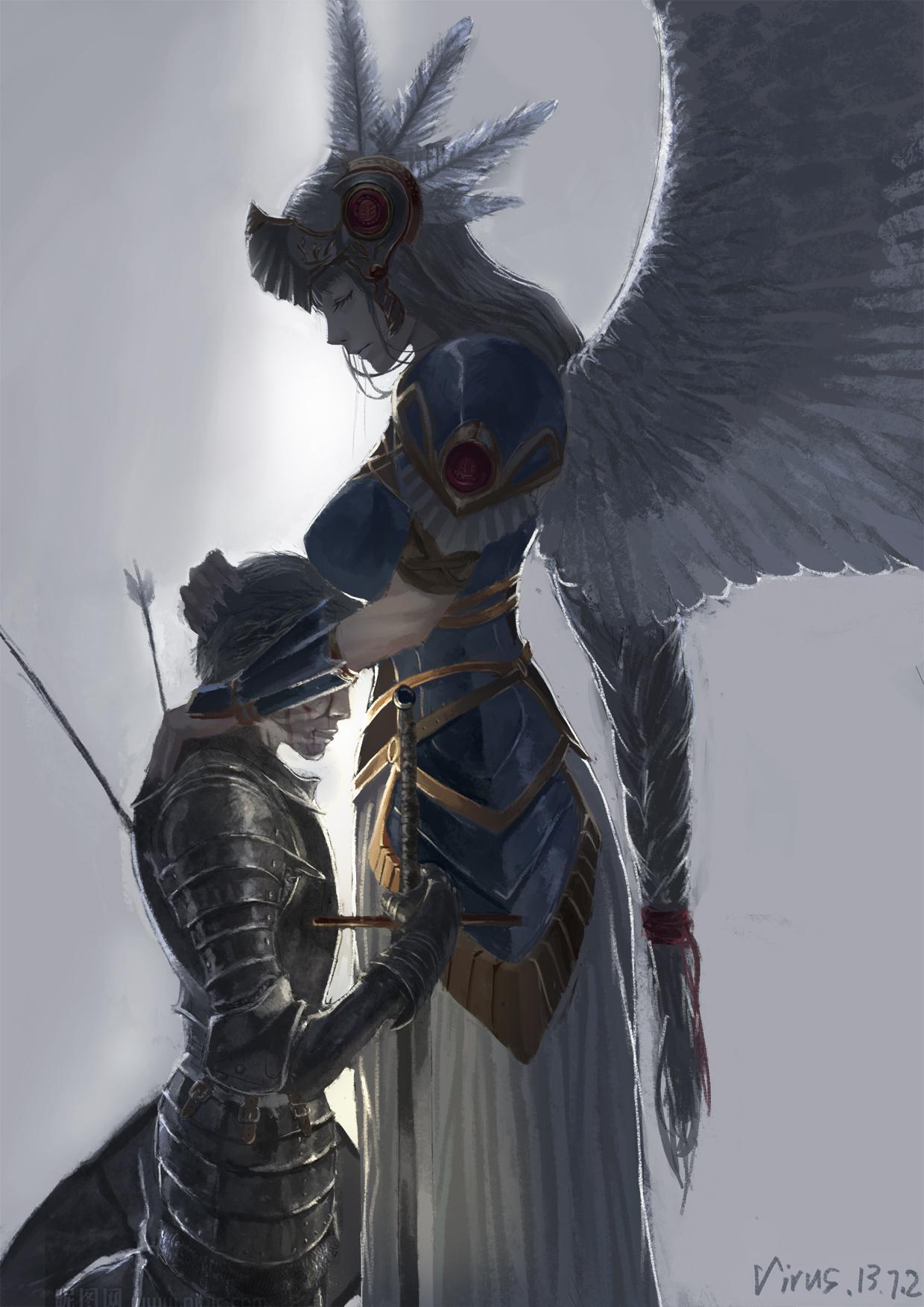 Valkyrie - Zerochan Anime Image Board