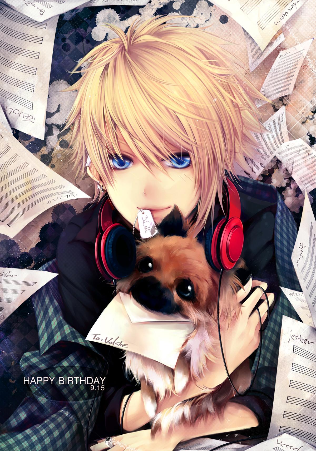 valshe nico nico singer zerochan anime image board