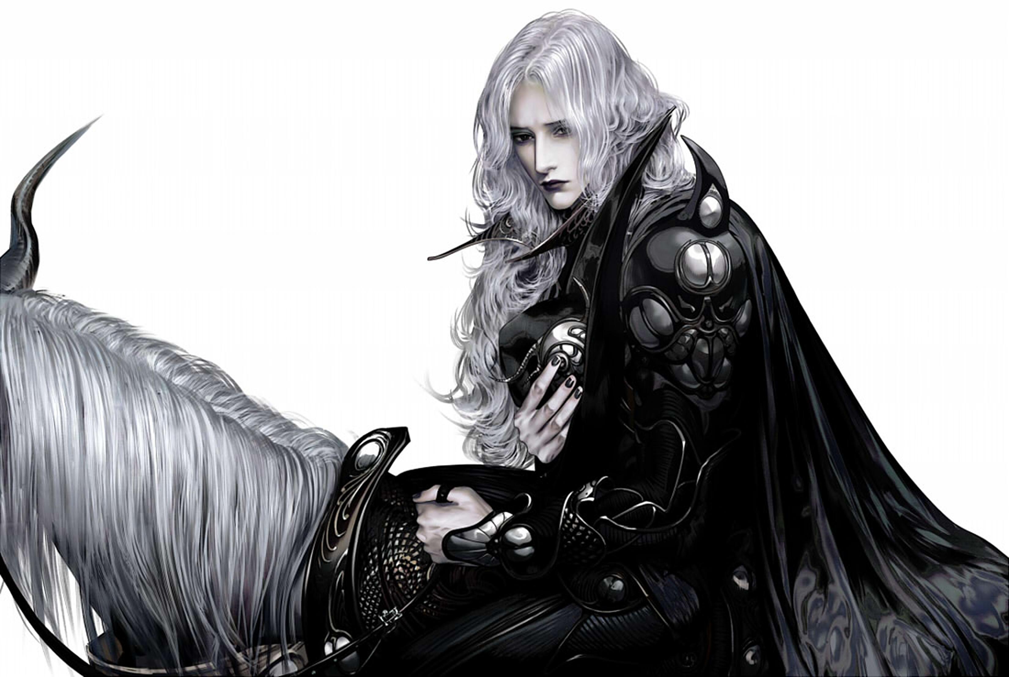 Vampire Hunter D Amano Yoshitaka Zerochan Anime Image Board