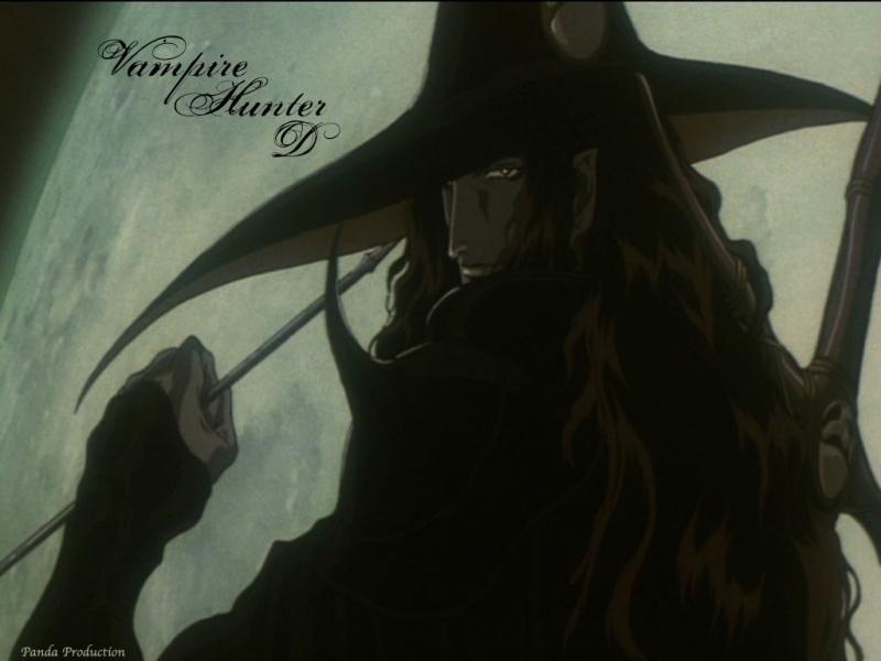 Vampire Hunter D Anime Characters : Vampire hunter d amano yoshitaka image