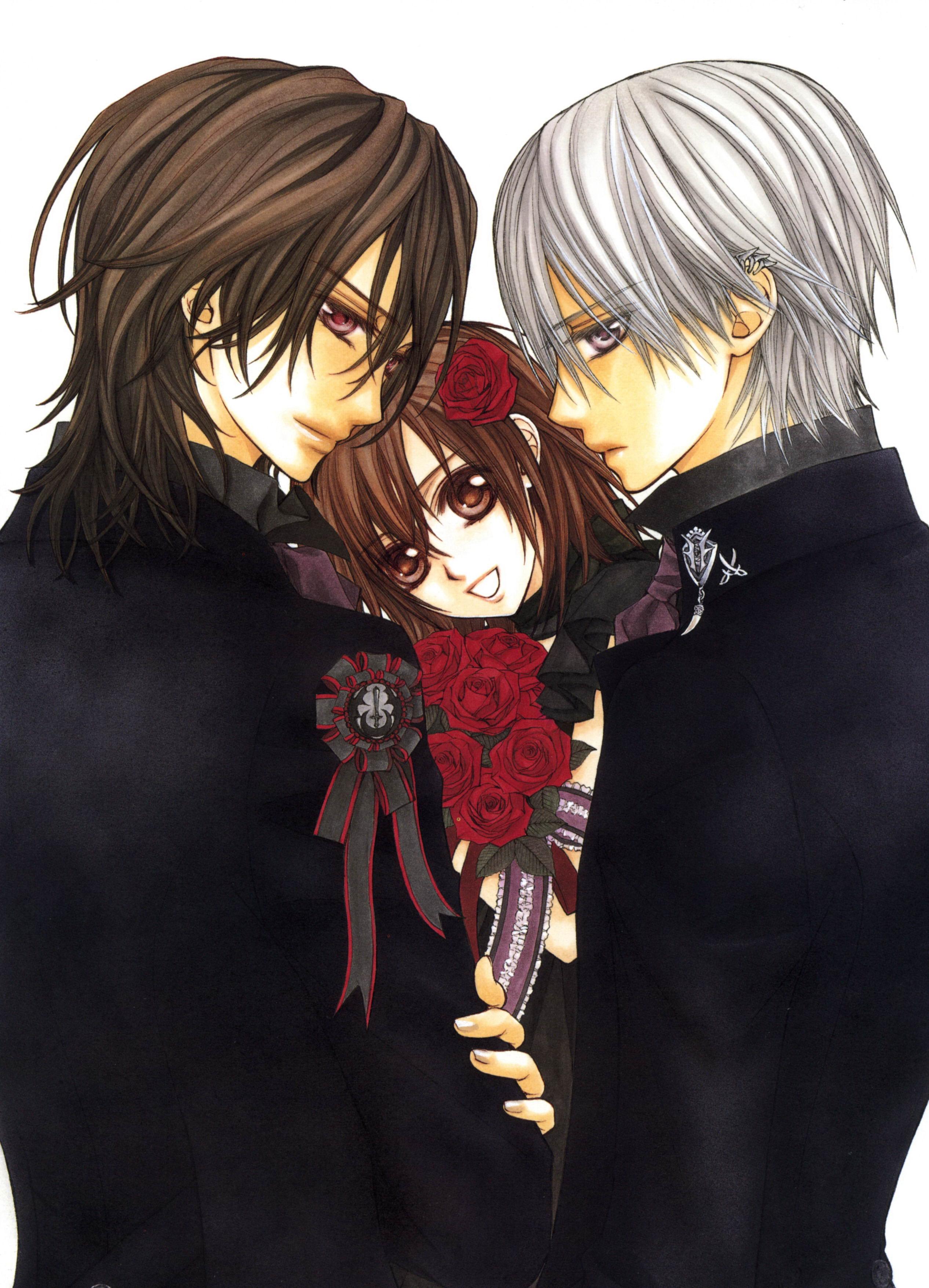 vampire love Anime knight