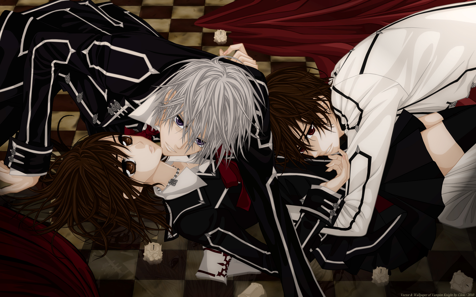 Vampire Love Hd Wallpaper : Vampire Knight - Matsuri Hino - Wallpaper #306646 - Zerochan Anime Image Board
