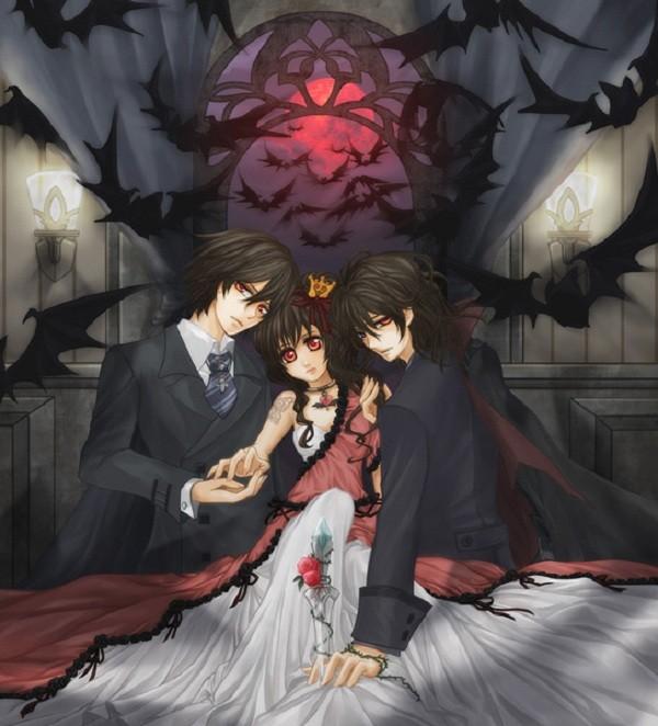 Vampire Knight Zero Full Body Kuran Rido - Vampire K...