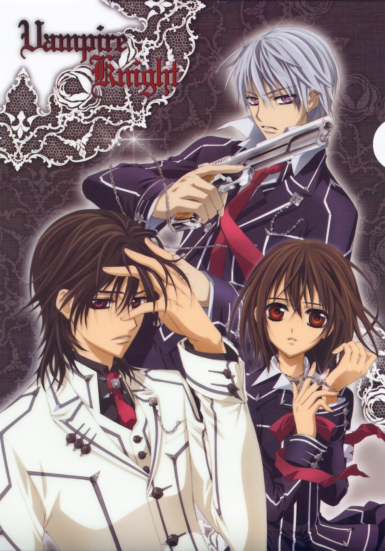 Download anime vampire knight season 1 sub indo