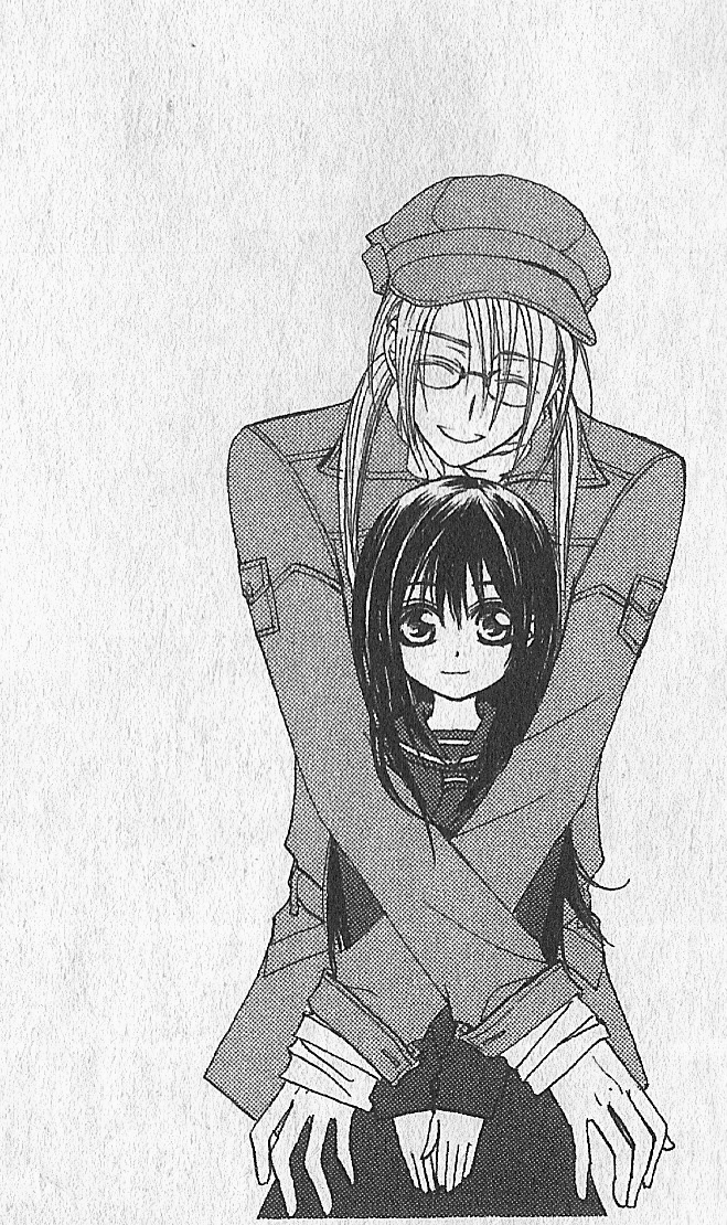 Tags: Anime, Hino Matsuri, Vampire Knight, Yuki Cross, Kaien Cross