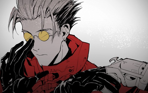 Tags: Anime, Pixiv Id 3950372, Trigun, Vash the Stampede