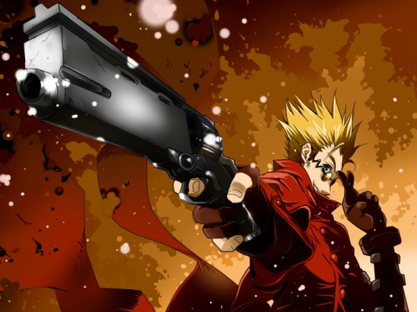 Tags: Anime, Trigun, Vash the Stampede, 800x600 Wallpaper