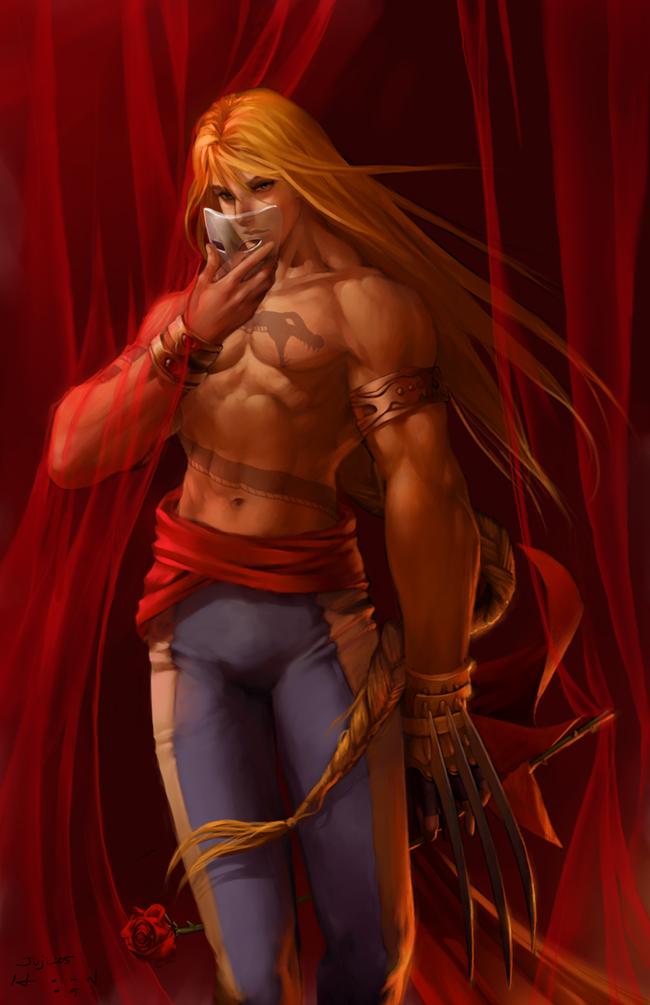 Vega Street Fighter Zerochan Anime Image Board