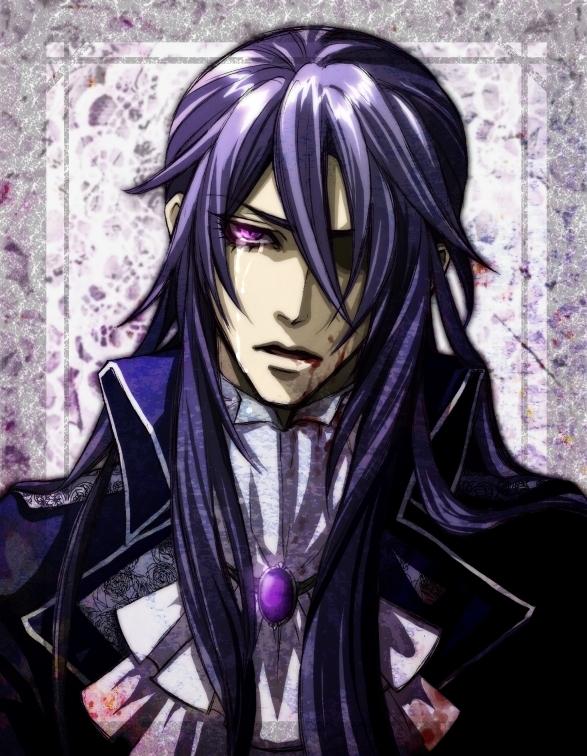 Tags: Anime, Uehara, VOCALOID, Kamui Gakupo, Fanart, Venomania no Ouyake no Kyouki, Pixiv, The Madness Of Duke Venomania