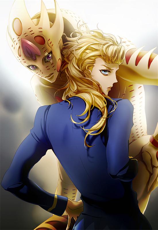 Vento Aureo Golden Wind Mobile Wallpaper Zerochan Anime Image Board