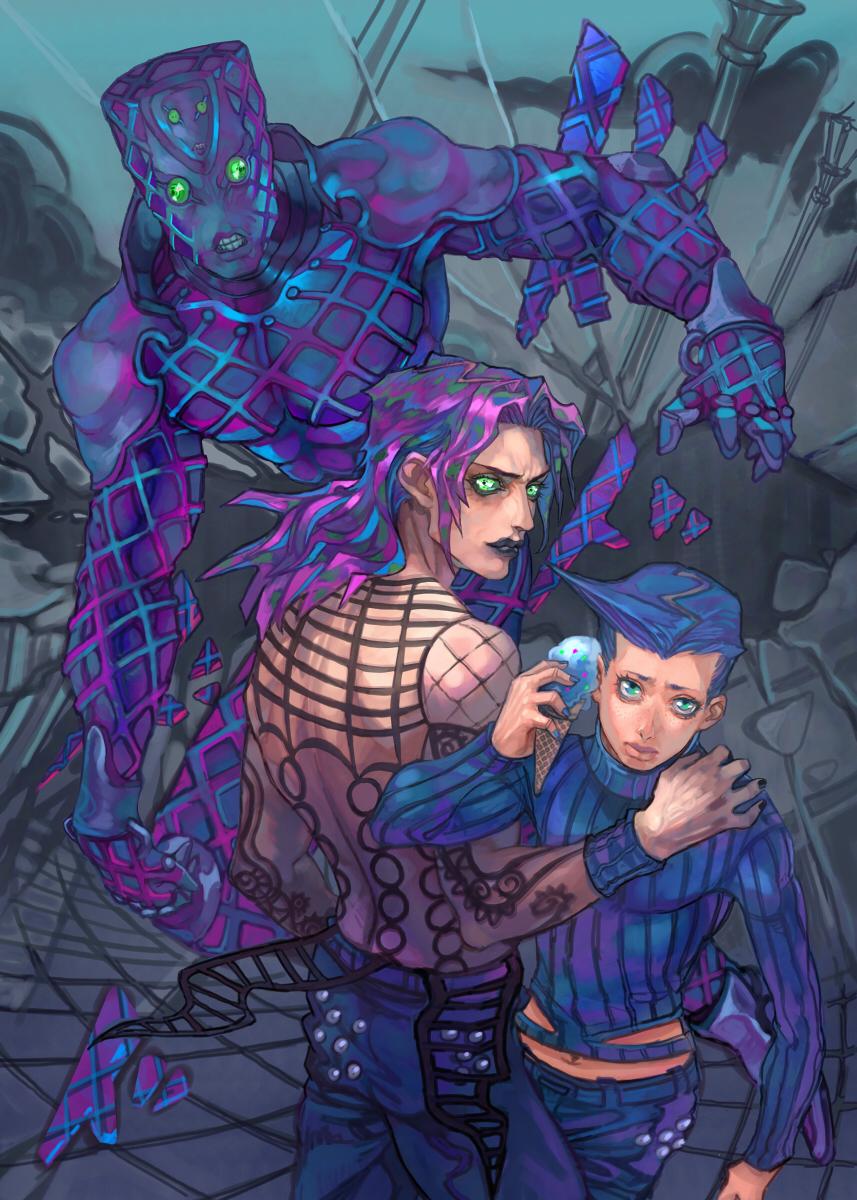 King Crimson - Vento Aureo - Zerochan Anime Image Board