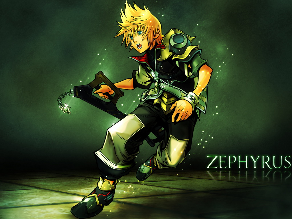 ventus kingdom hearts desktop