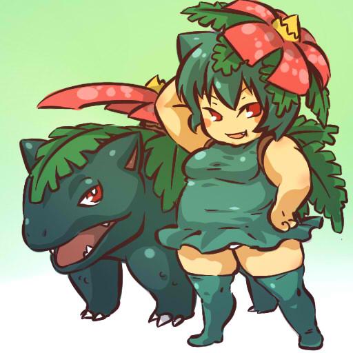 Tags: Anime, Hitec, Pokémon, Venusaur