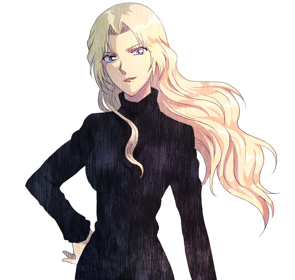 Vermouth - Meitantei Conan - Zerochan Anime Image Board