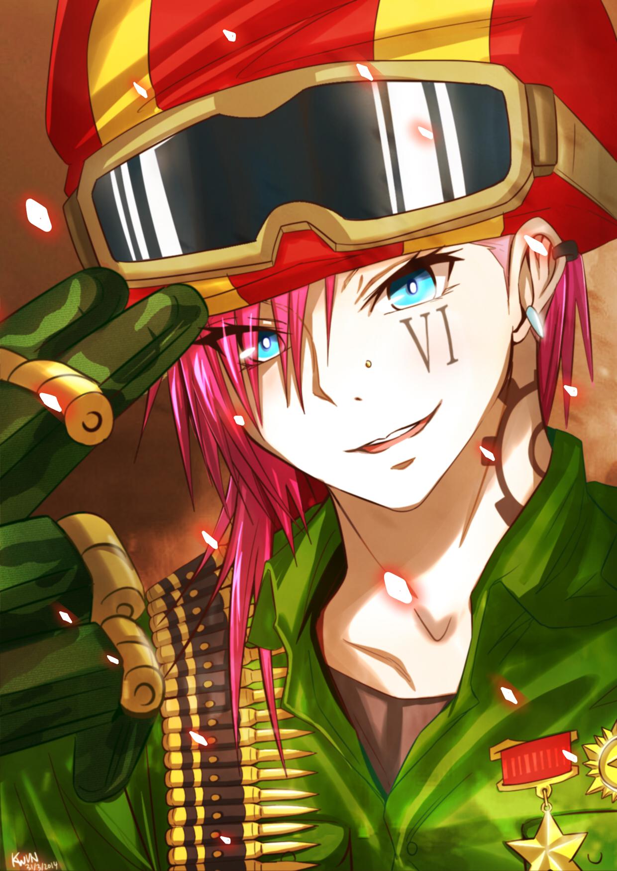 Vi League Of Legends Mobile Wallpaper 1709607 Zerochan Anime