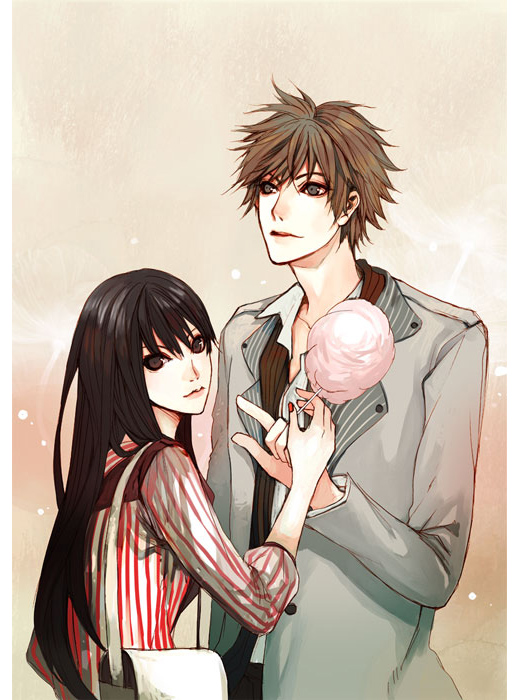 Tags: Anime, Vic-mon, Cotton Candy