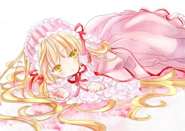 Tags: Anime, Pixiv Id 977512, Amano Sakuya, GOSICK, Rozen Maiden, Victorique de Blois, Hinaichigo