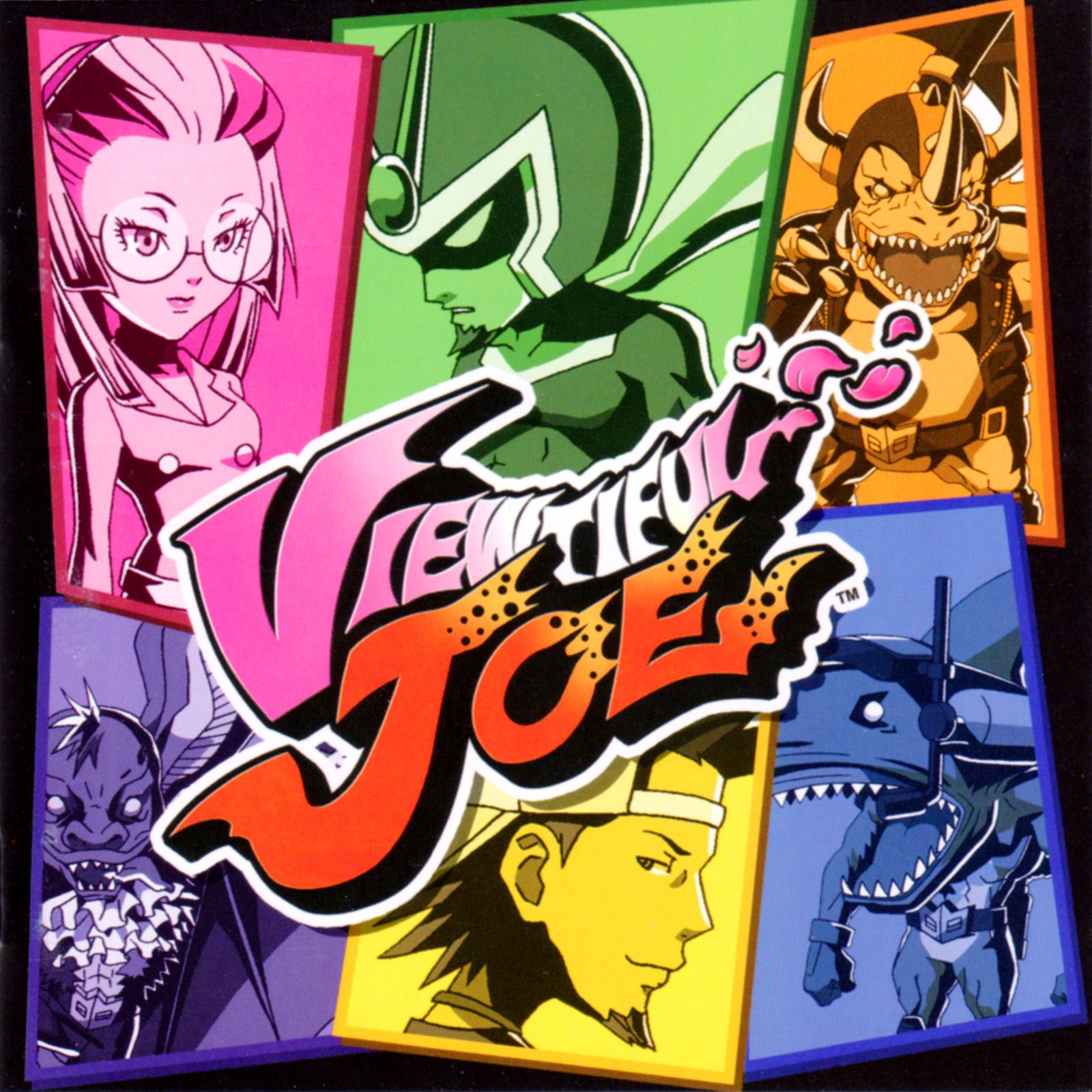 Viewtiful joe hentai yaoi join told