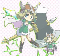 Viking Girl (Madoka Magica)
