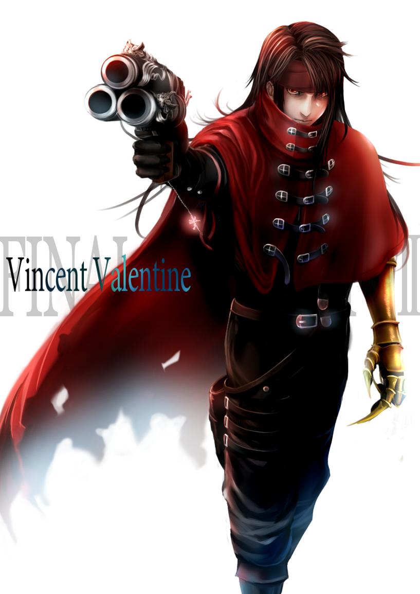 Perfekt View Fullsize Vincent Valentine Image