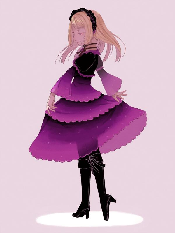 Tags: Anime, Pixiv Id 2877678, Violet (Sound Horizon), Roman (Sound Horizon), Pixiv, Fanart From Pixiv, Fanart, Sound Horizon