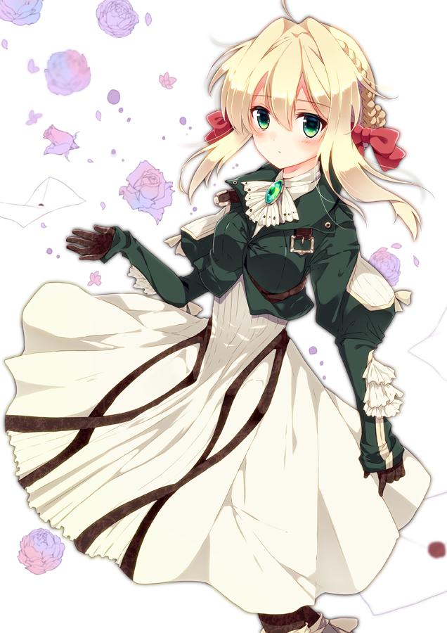 Anime Characters Named Zero : Violet evergarden character image zerochan