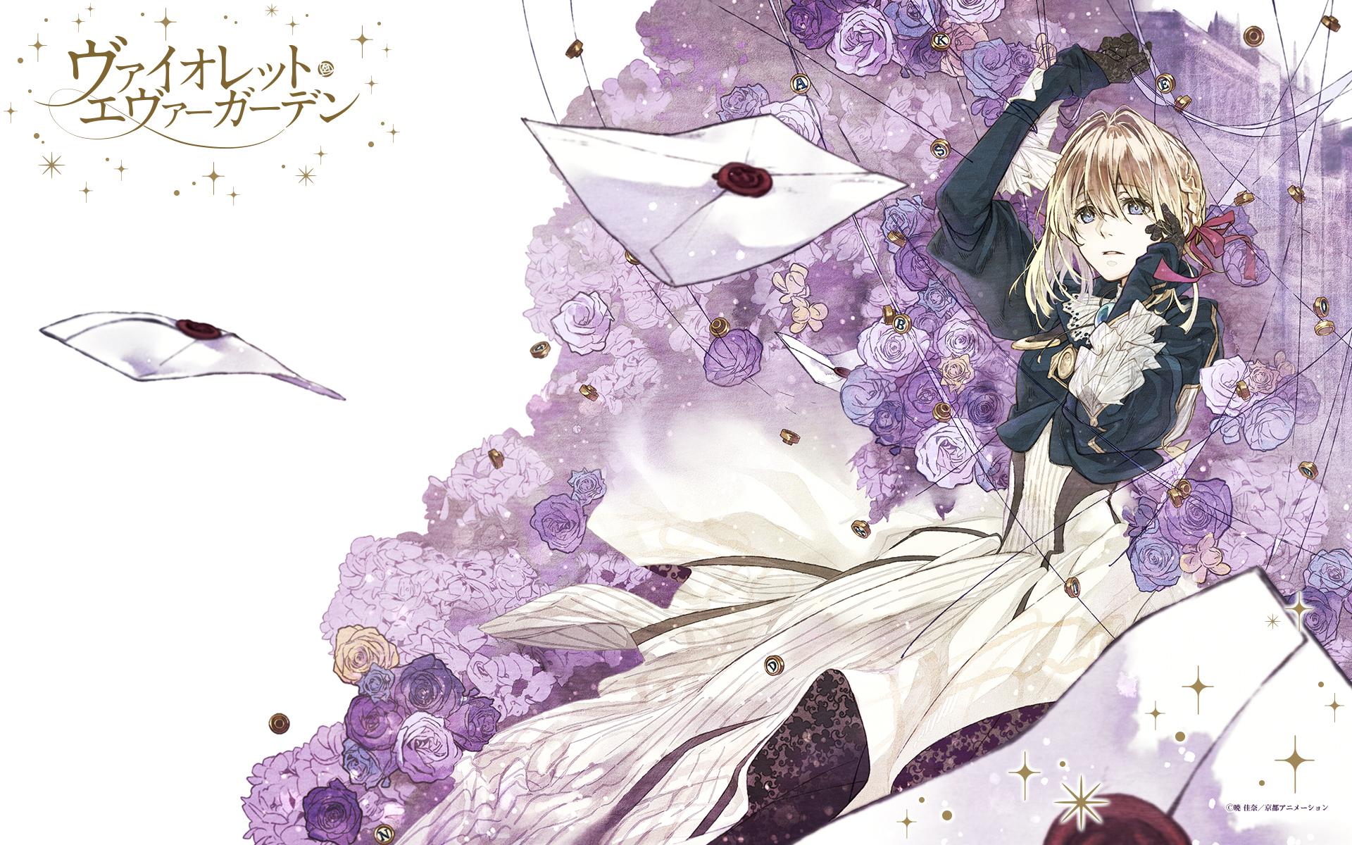 Violet Evergarden (Character) Wallpaper #2004291 ...
