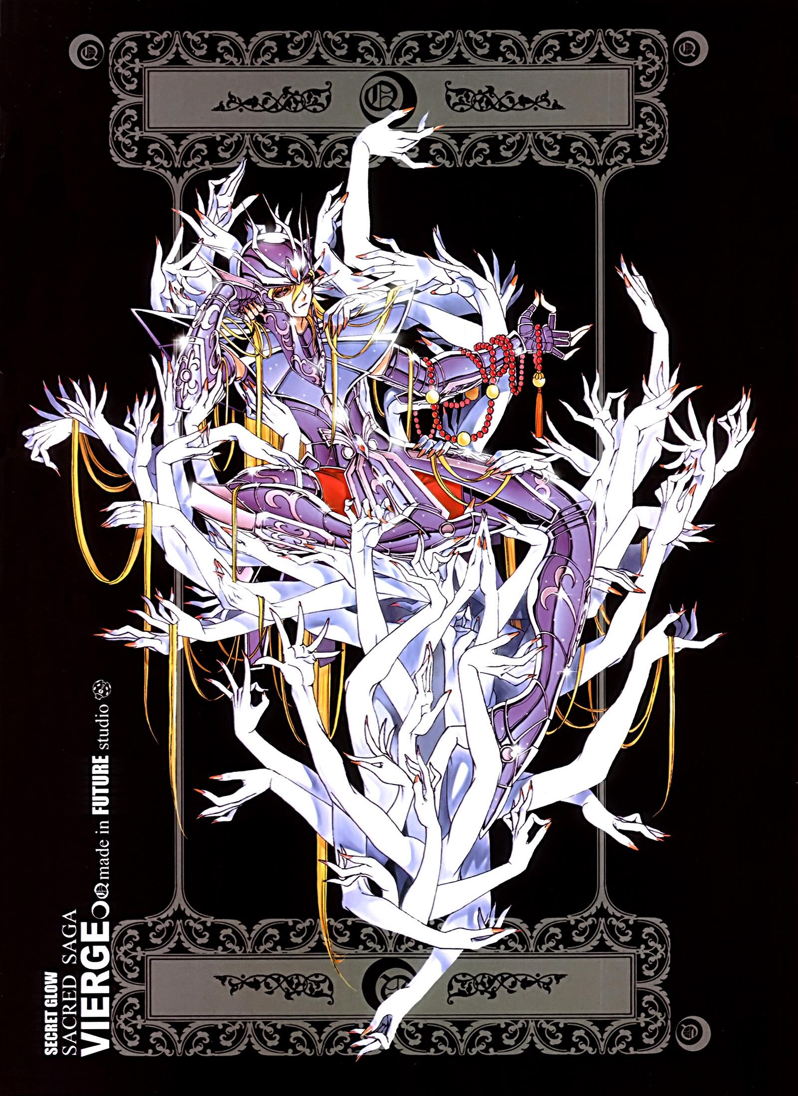 Virgo Shaka Saint Seiya Mobile Wallpaper 631643 Zerochan Anime Image Board
