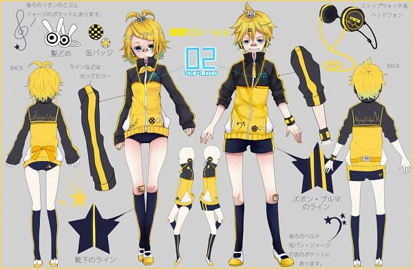Vocaloid 1228210 zerochan - Kagamine rin project diva ...