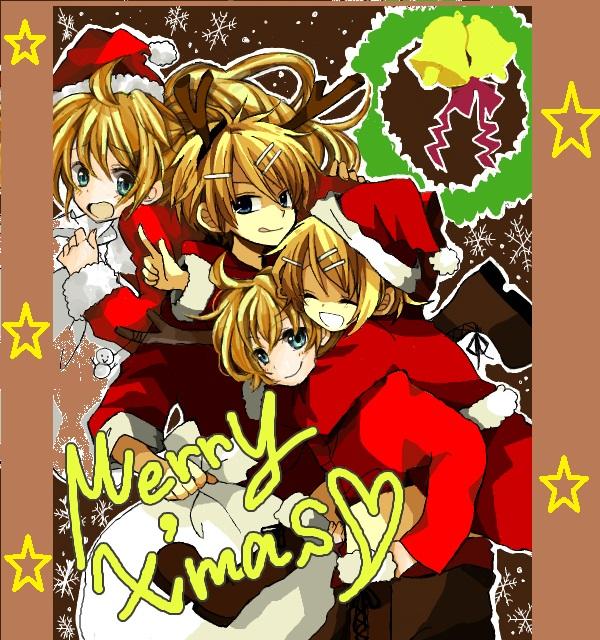 Kagamine twins(los 4 kagamine) Vocaloid.full.1138951