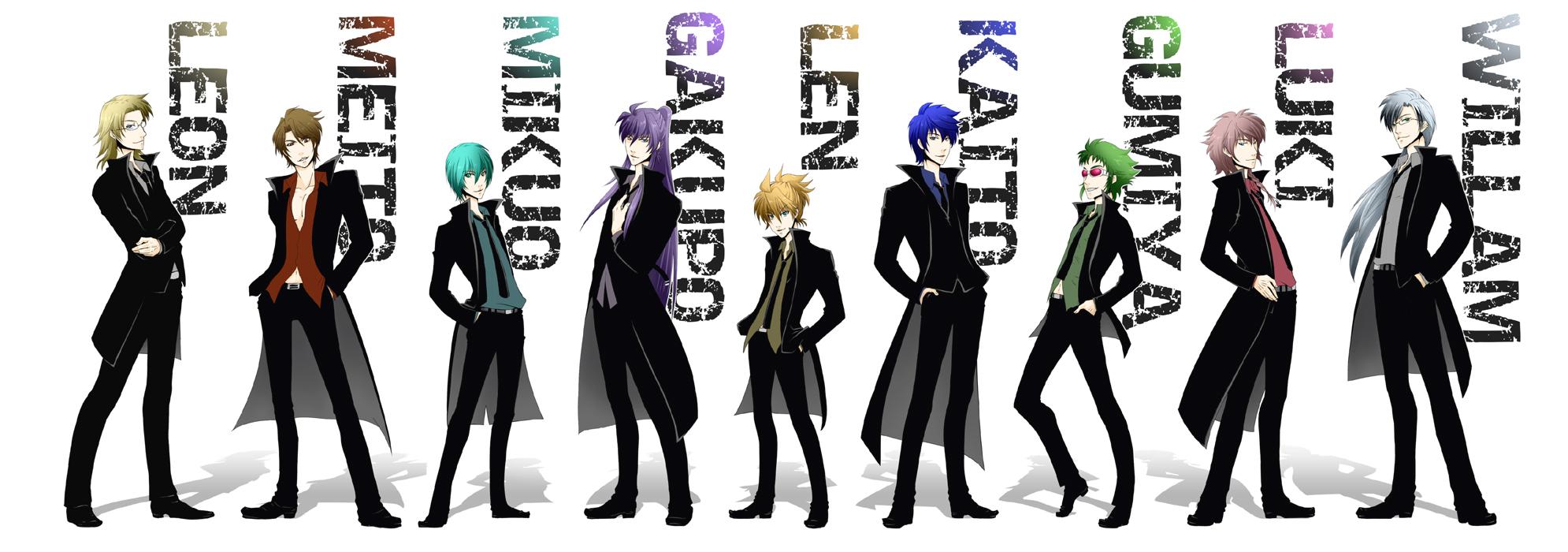 View Fullsize Vocaloid Vocaloid Characters
