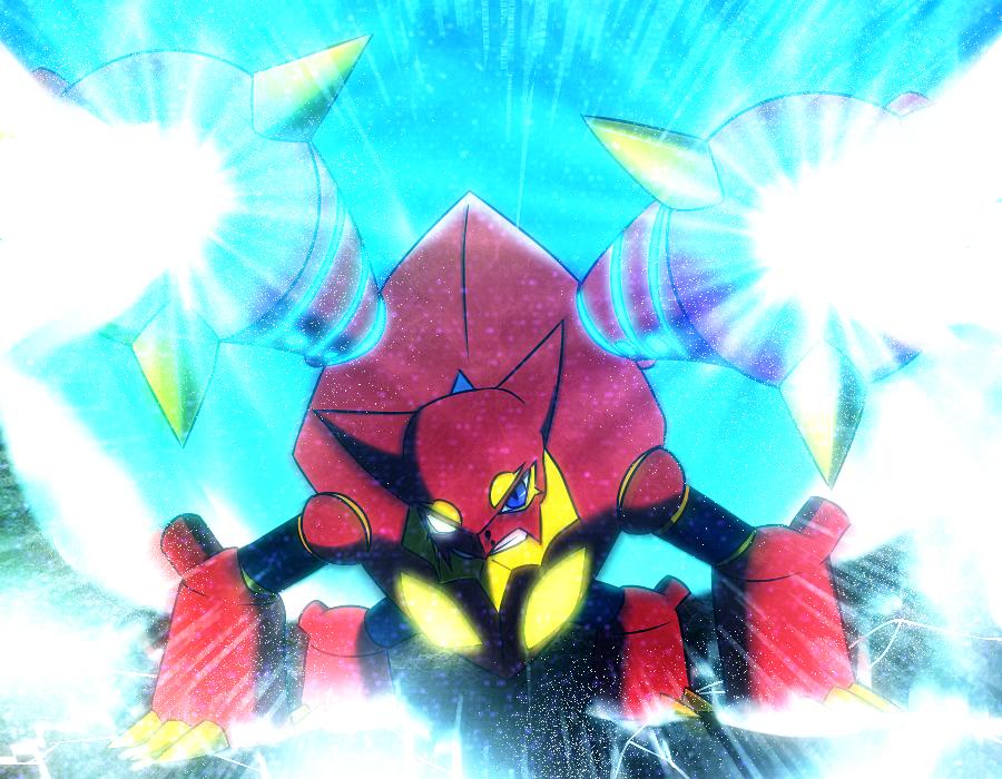 Volcanion - Pokémon - Image #2020159