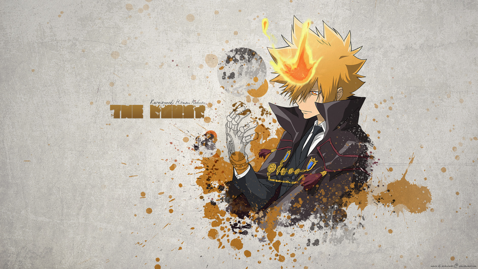 1080p katekyo hitman reborn wallpaper hd