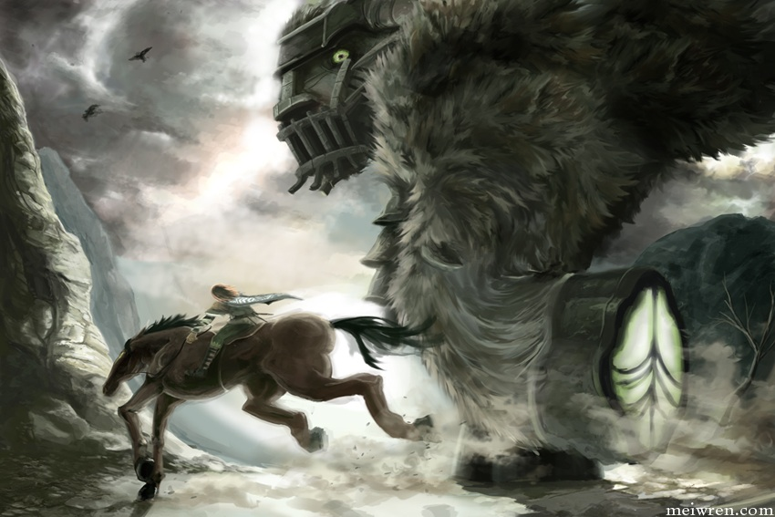 Wander to Kyozou (Shadow Of The Colossus) Image #1374521 ...
