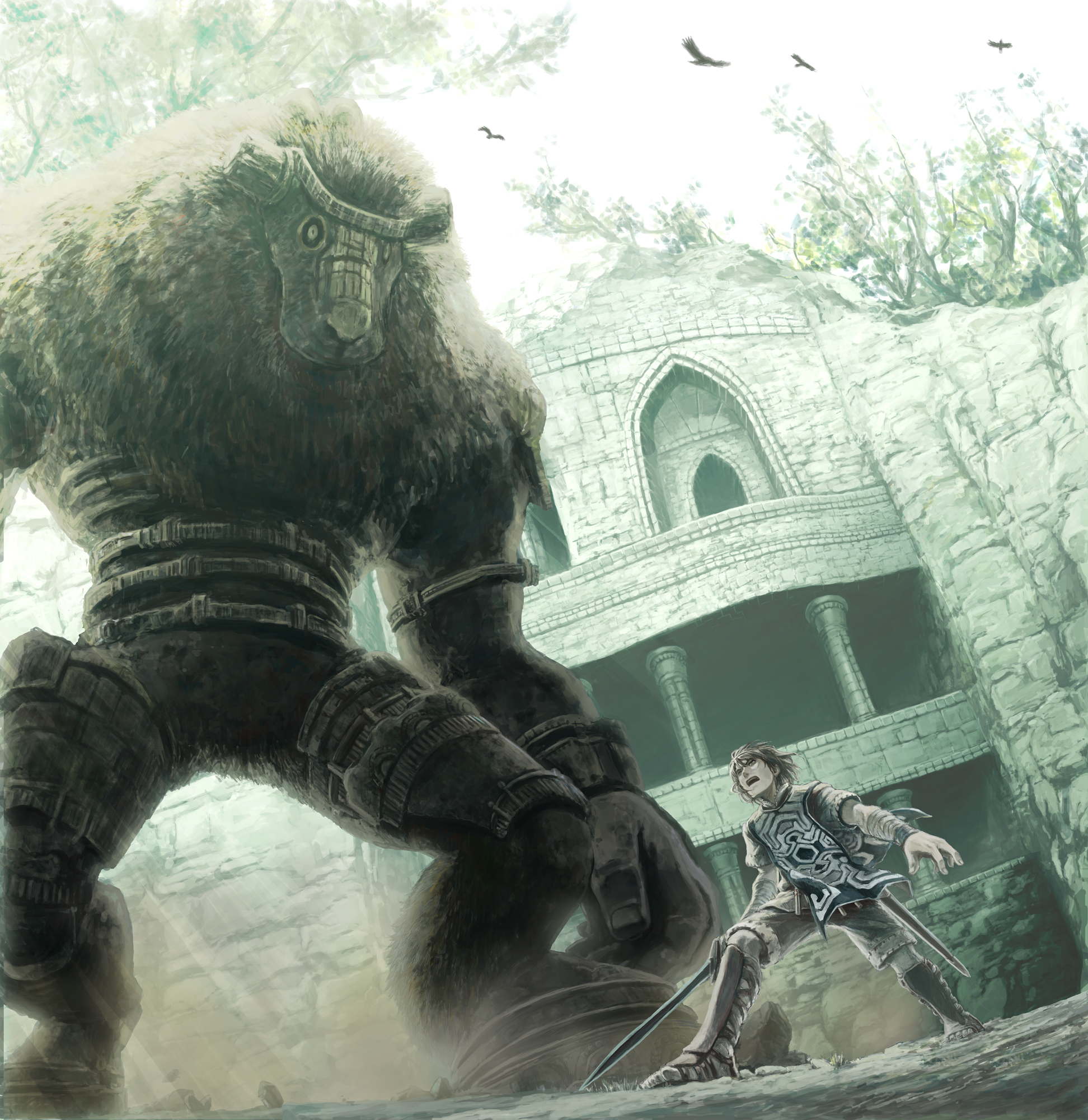 Wander to Kyozou (Shadow Of The Colossus) Image #1628646 ...