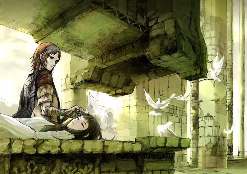 Wander to Kyozou (Shadow Of The Colossus) - Zerochan Anime ...
