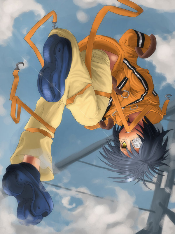 Akito Air Gear