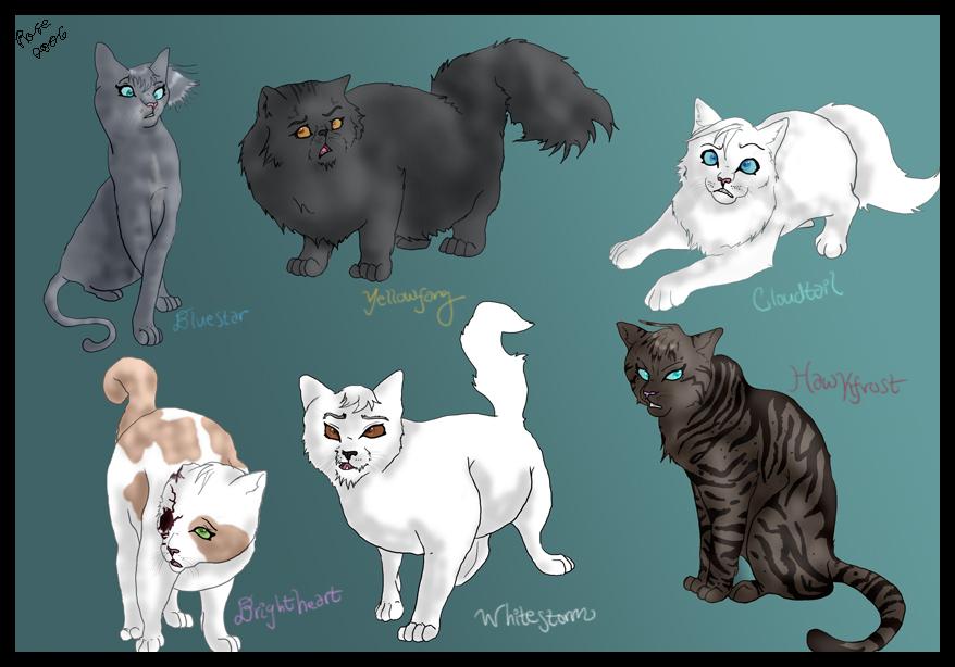 Warrior Cat Download Image