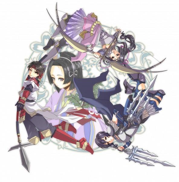 Warriors Orochi 3 Ultimate Kasumi: Warriors Orochi/#1618076
