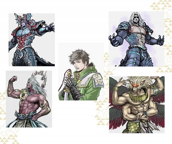 Warriors Orochi 4 Facial Expression: Warriors Orochi/#1662681