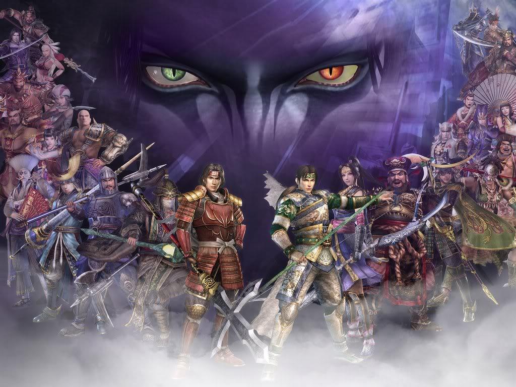 скачать игру Warriors Orochi через торрент - фото 3